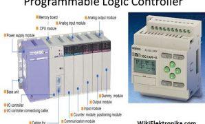 komponen PLC