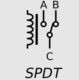 relay SPDT