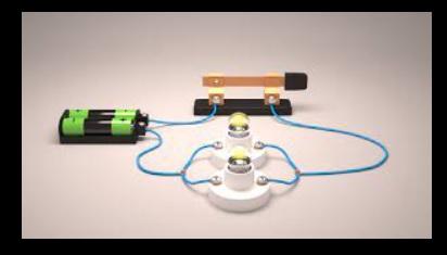 contoh rangkaian listrik paralel