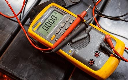 alat untuk mengukur hambatan listrik