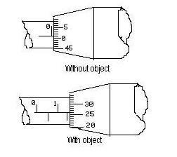 menghitung mikrometer sekrup