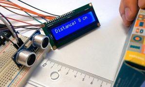sensor ultrasonik
