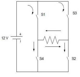 skema inverter