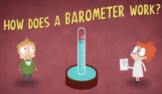 cara kerja barometer