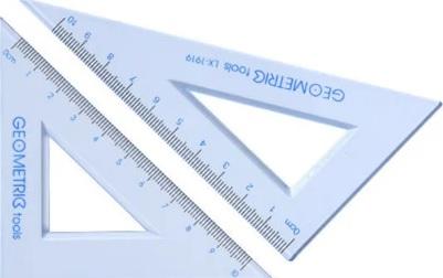 gambar penggaris segitiga