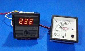 gambar voltmeter