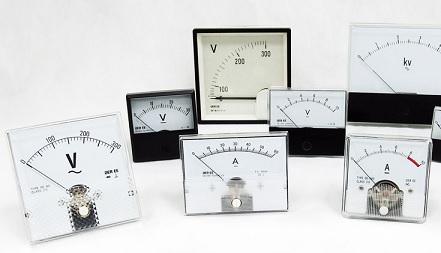 jenis ampere meter