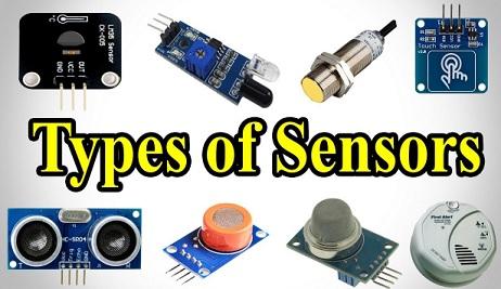 jenis jenis sensor