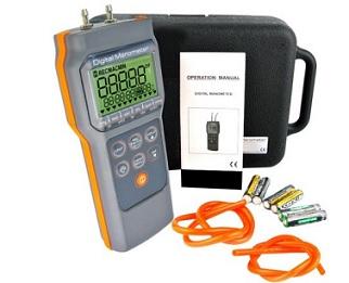 manometer digital
