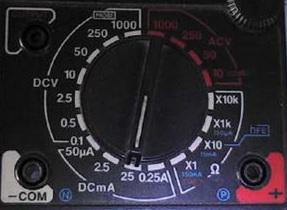 membaca amperemeter 2