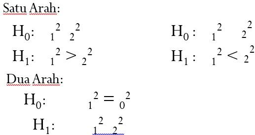 contoh uji hipotesis 4